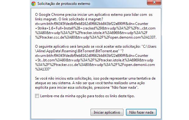 Confirme o pedido de download (Foto: Reprodução/Thiago Barros)