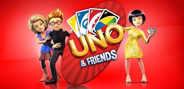 Uno & Friends (Foto: Divulgação)