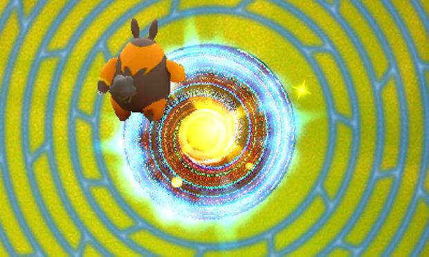 Como usar a câmera do 3DS para descobrir masmorras em Pokémon Mystery Dungeon - Gates to Infinity (foto: Divulgação)