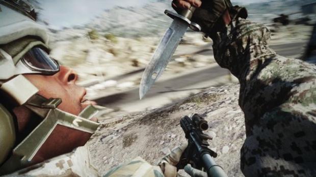 Facas podem eliminar rapidamente inimigos desavisados (Foto: battlefield.wikia.com)
