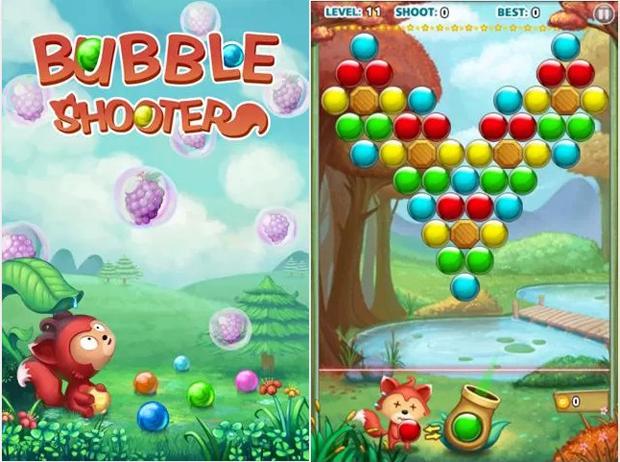 Bubble Shooter é uma game viciante (Foto: Divulgação)