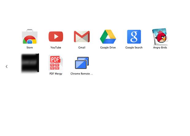 Nova aba do Google Chrome (Foto: Reprodução/Marvin Costa)