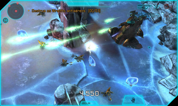 Halo: Spartan Assault (Foto: Reprodução/Murilo Molina) (Foto: Halo: Spartan Assault (Foto: Reprodução/Murilo Molina))