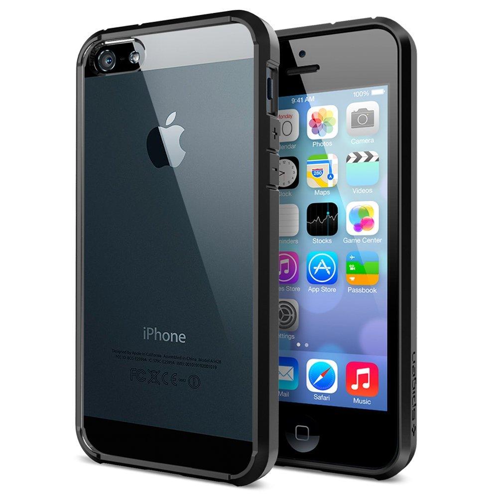 """O iPhone 5S aparece em anúncio de capa do tipo """"bumper"""" na Amazon (Foto:Reprodução/Amazon)"""