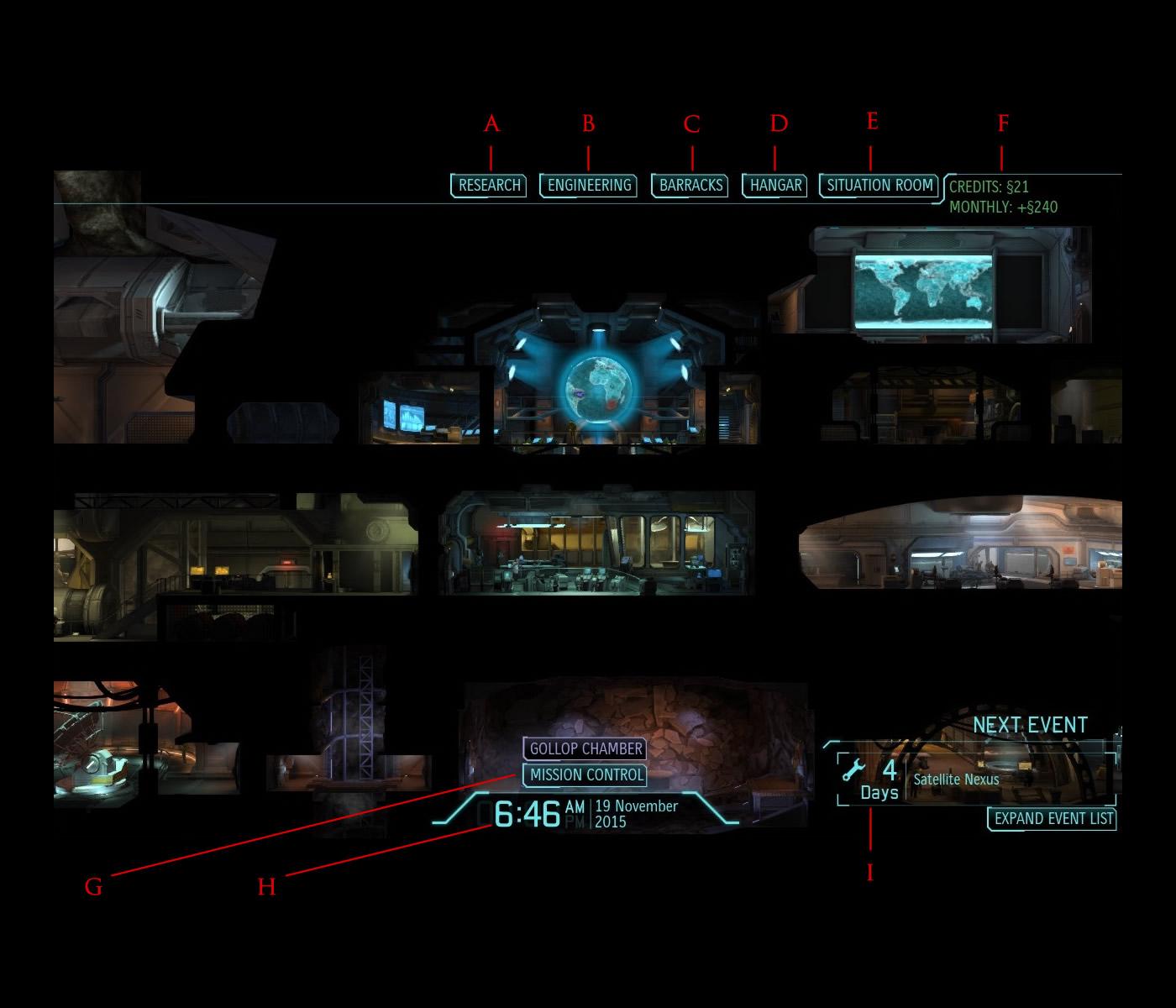 Interface da Base (Foto: Reprodução/ Daniel Ribeiro)