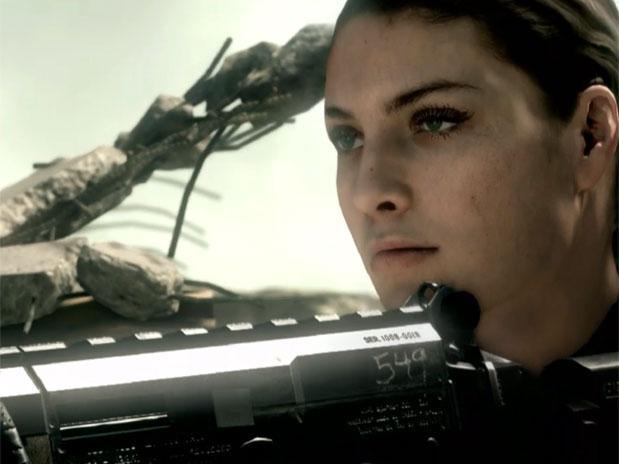 Revelado o multiplayer de Call of Duty: Ghosts (Foto: Reprodução)