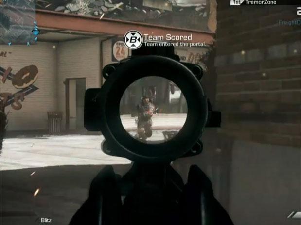 Revelado o multiplayer de Call of Duty: Ghosts (Foto: Reprodução) (Foto: Revelado o multiplayer de Call of Duty: Ghosts (Foto: Reprodução))