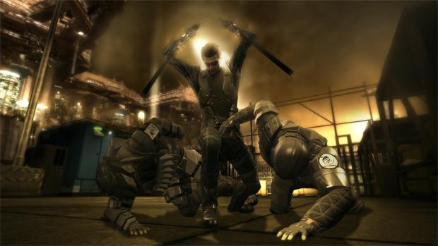 Deus Ex está em promoção na Xbox Live (Foto: Divulgação)