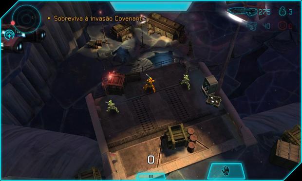 Halo: Spartan Assault (Foto: Reprodução/Murilo Molina)