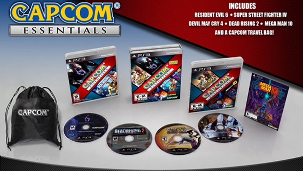 Coletânea Capcom Essentials trará 5 jogos pelo preço de um (Foto: Siliconera)