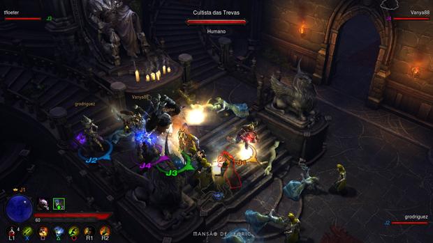Demontração da jogabilidade de Diablo 3 (Foto: Divuldação)