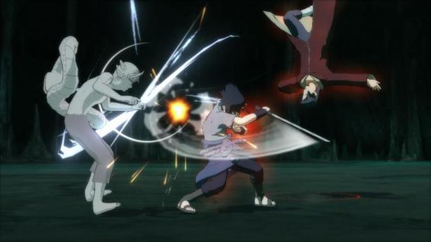 Naruto Shippuden: Ultimate Ninja Storm 3 Full Burst (Foto: Divulgação)