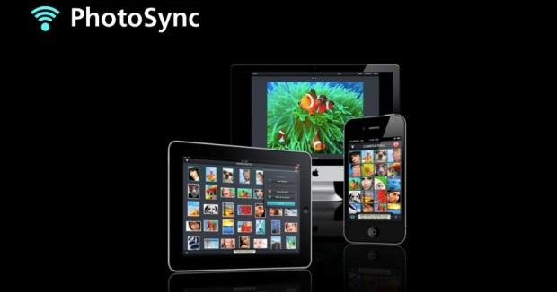 Photosync permite compartilhar fotos e vídeos entre diferentes dispositivos (Foto: Divulgação)