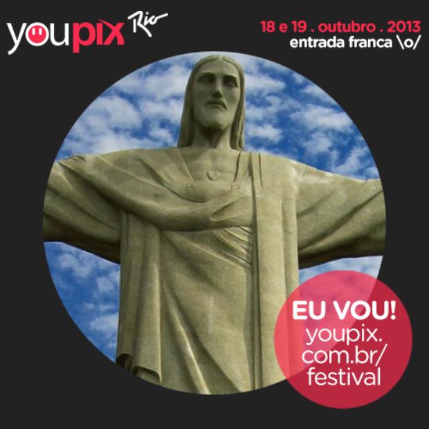 youPIX RIO 2013 (Foto: Divulgação)