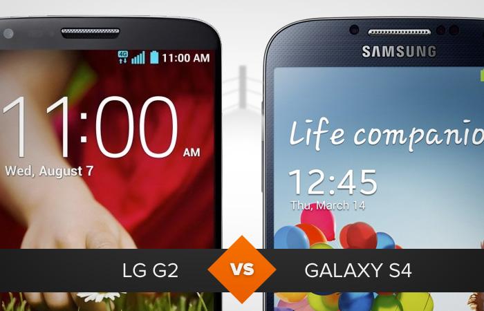 LG G2 ou Galaxy S4: qual leva a melhor? O TechTudo analisa (Foto: Arte/TechTudo)