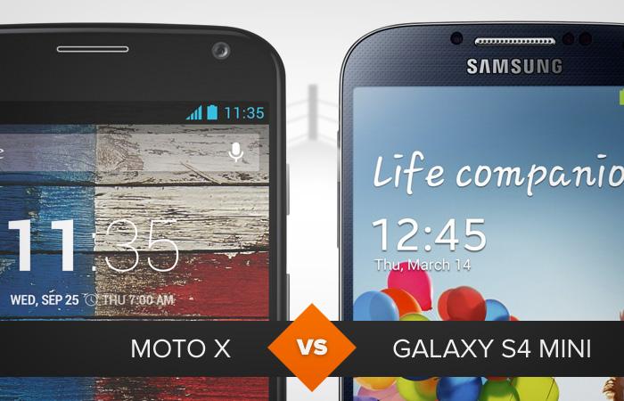 Moto X ou Galaxy S4 Mini: qual leva a melhor? O TechTudo analisa  (Foto: Arte/TechTudo)