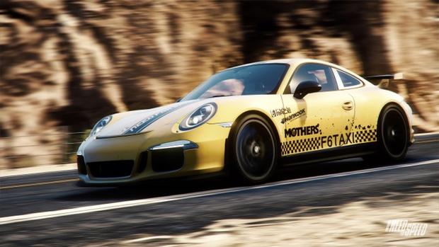 Jogadores poderão personalizar seus carros para se diferenciar facilmente (Foto: VG247)