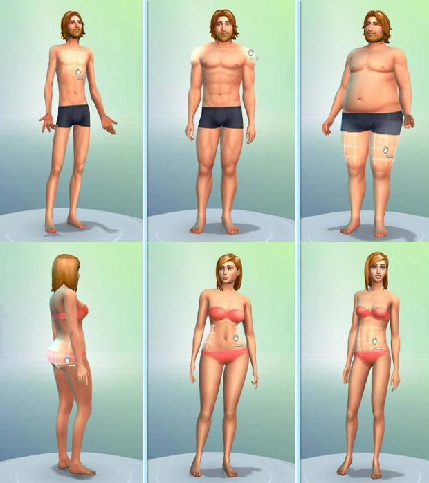 The Sims 4 : primeiras imagens e detalhes vazam na internet The-sim-4-personalizacao
