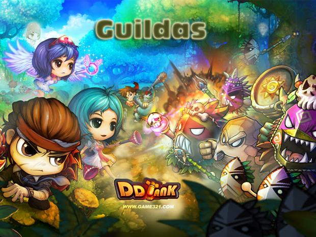 Guildas em DDTank (Foto: Divulgação)