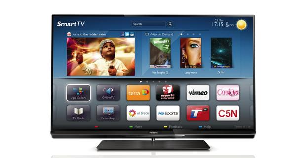 Smart TV 3D LED 42 polegadas Philips (Foto: Reprodução)