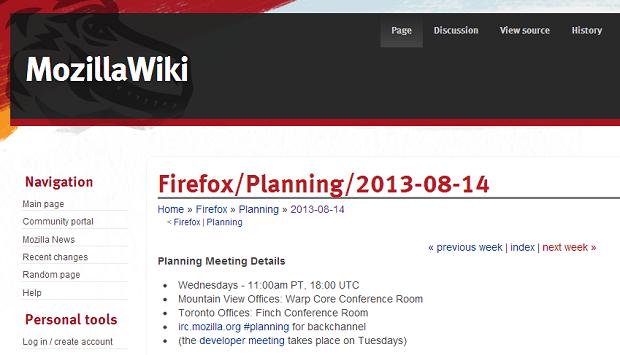 Planejamento do Firefox detalhou novidades para Windows 8 (Foto: Reprodução) (Foto: Planejamento do Firefox detalhou novidades para Windows 8 (Foto: Reprodução))