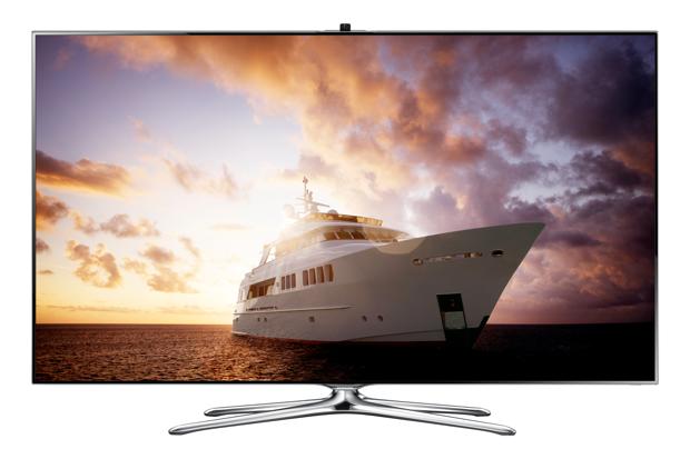 Smart TV 3D LED 46 polegadas Samsung (Foto: Reprodução)