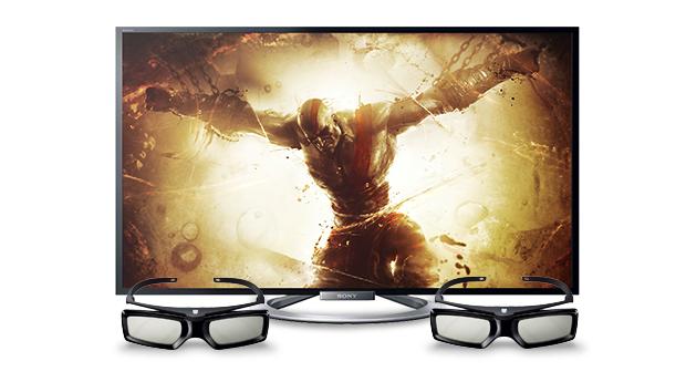 Smart TV 3D LED 47 polegadas Sony (Foto: Reprodução)