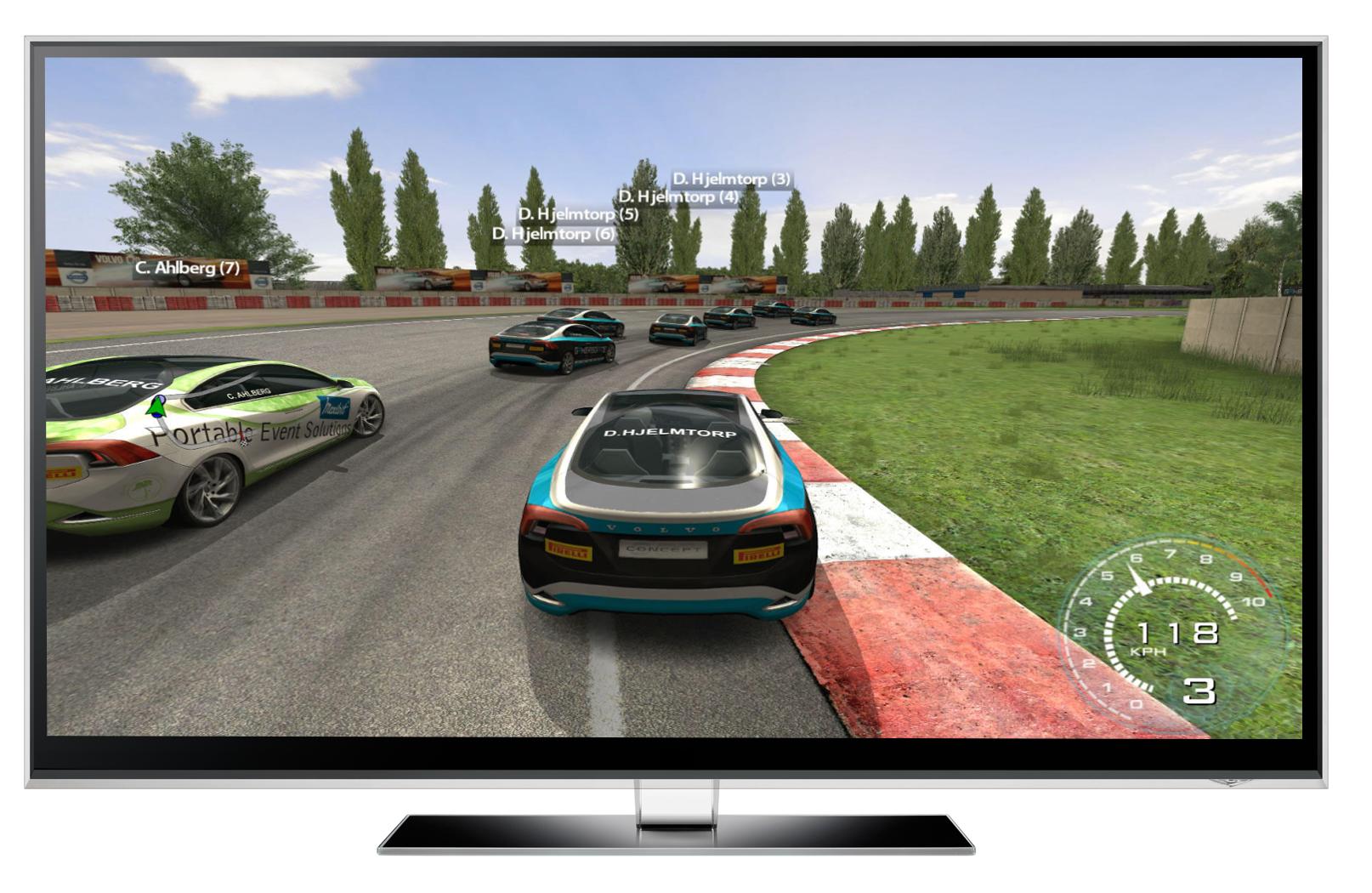TVs já incluem funções especiais para videogames (Foto: Reprodução/Leonardo Rodrigues)