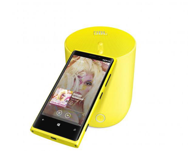 Caixa de som já começou a ser vendida em quiosques Nokia (Foto: Divulgação)