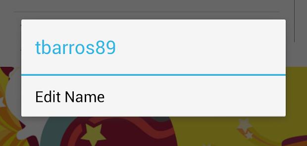 Snapchat oferece opção de editar nome de usuário (Foto: Reprodução Thiago Barros)
