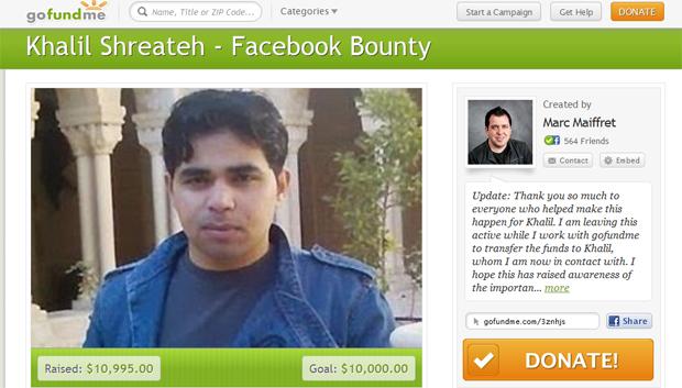 Campanha arrecadou mais de US$ 10 mil para o hacker (Foto: Reprodução)