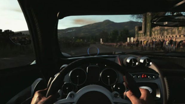 Driveclub também chegará às lojas com o PS4 (Foto: Reprodução) (Foto: Driveclub também chegará às lojas com o PS4 (Foto: Reprodução))