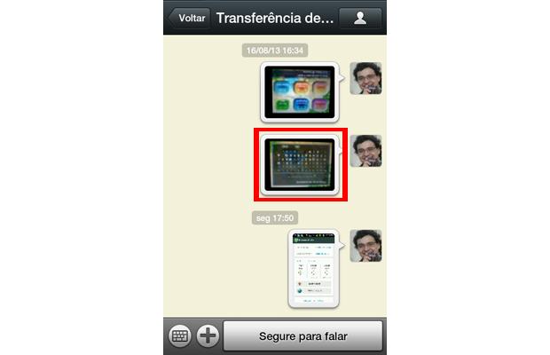Como baixar vídeos e fotos do WeChat (foto: Reprodução/João Kurtz)