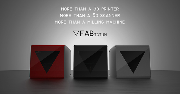 Impressora permite reproduzir as próprias peças em 3D (foto:Divulgação)
