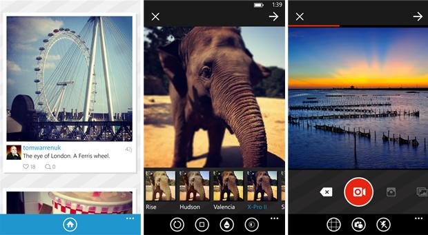 6tag é o primeiro cliente Instagram para Windows Phone totalmente funcional (Foto: Divulgação)