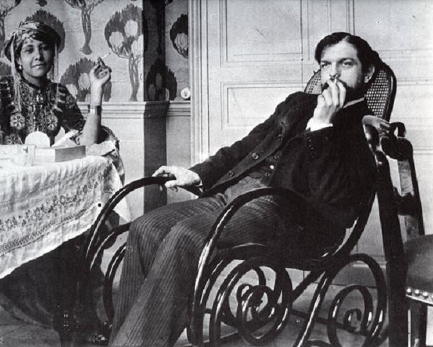Claude Debussy é um dos maiores compositores da história (Foto: Reprodução/Last FM)