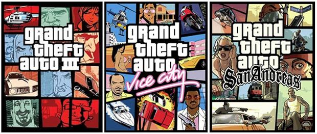 Série GTA em promoção na PSN brasileira (Foto: Divulgação)