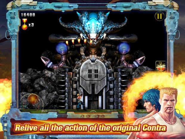 Contra Evolution é o remake do clássico do Nintendo 8 bits (Foto: Divulgação)