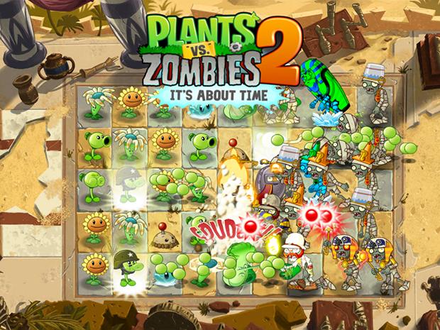 Aprenda a se dar bem em Plants vs Zombies 2: It's About Time (Foto: Reprodução/Murilo Molina)