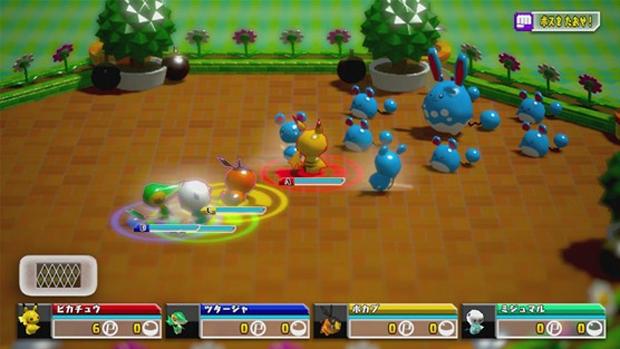 Pokémon Rumble U (Foto: Divulgação)