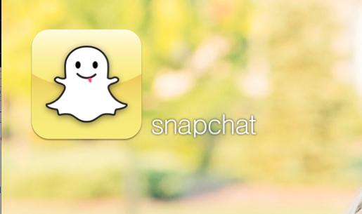 Snapchat, rede de fotos temporárias disponível para iOS e Android (Foto: Divulgação)