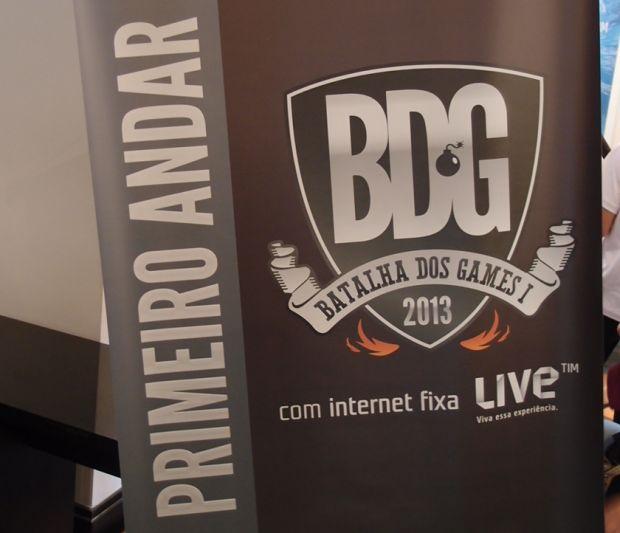Batalha dos Games reúne campeonatos de League of Legends e Call Of Duty: Black Ops 2. Jogadores profissionais vieram ao evento (Foto: Pedro Zambarda/TechTudo) (Foto: Batalha dos Games reúne campeonatos de League of Legends e Call Of Duty: Black Ops 2. Jogadores profissionais vieram ao evento (Foto: Pedro Zambarda/TechTudo))