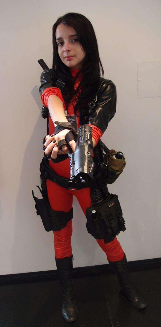 Andressa é cosplayer profissional desde 2010, gamer desde o Nintendo 64 (Foto: Pedro Zambarda/TechTudo)