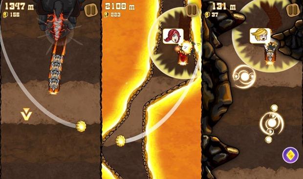 Gold Diggers é uma divertida aventura de caça ao tesouro (Foto: Divulgação)
