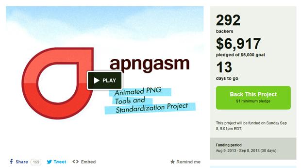 Apng (Foto: Reprodução/Kickstarter)