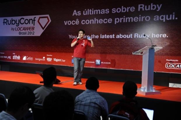 RubyConf (Foto: Divulgação)