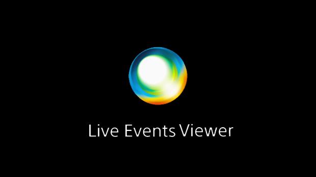 Live Events Viewer. (Foto: Reprodução)