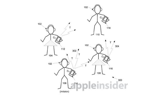 """Apple registrou tecnologia semelhante a recurso """"Group Play"""" da Samsung (Foto: Reprodução/Phone Arena) (Foto:  Apple registrou tecnologia semelhante a recurso """"Group Play"""" da Samsung (Foto: Reprodução/Phone Arena))"""
