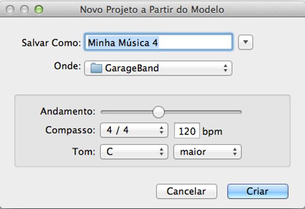 Configure o arquivo (Foto: Reprodução/João Paulo Carrara)