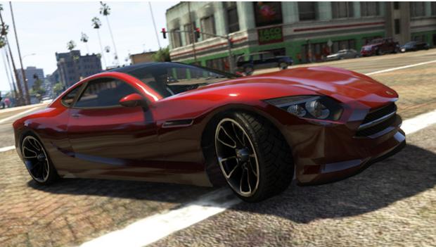 Grand Theft Auto 5 dará um possante carro elétrico na edição de Colecionador. (Foto: Divulgação) (Foto: Grand Theft Auto 5 dará um possante carro elétrico na edição de Colecionador. (Foto: Divulgação))